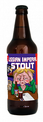 Russian Imperial Stout Smoked Habanera